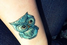 Tattoos I love . <3 / by Mary Burch