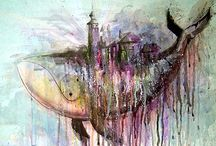 Watercolors inspo