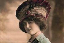 1910 Fashion / by Debra Keinert