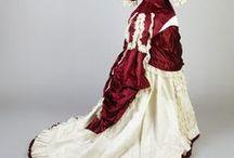 1870 Fashion / by Debra Keinert