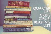 books to read / by Stephanie Nicole