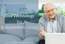 Technology for Seniors / See what is new when it comes to technology for seniors.