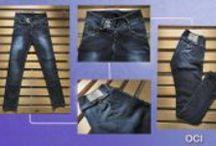 "Jeans Dama Colección ""For the World"" / Porque ahora tus Medidas son Perfectas."