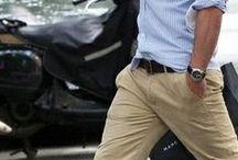 Men Style / Selección de las tendencias que más se adaptan a mis gustos.