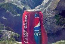 Adverts everywhere / Campañas que tienen o se mercen un gran respeto y prestigio.
