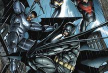 Batman - Gotham's Finest / by Samantha Ivonne