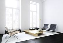 Interiors / interior design, mainly inspired by scandinavian nordic style