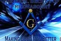 Freemasonry / by Erni Manlucu