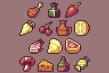 Pixels and stuff