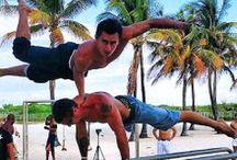*Calisthenics* / Street Workout at its best.!!!!