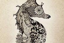 Mønster / Tegninger