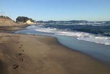 Kamakura 稲村ケ崎~鎌倉高校前 / 稲村ケ崎から七里ヶ浜、鎌倉高校前あたりまでの海岸・海の写真です。