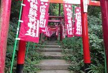 Kamakura 佐助稲荷神社