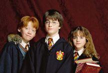 Harry Potter! / Σκηνές  και φωτογραφίες  από  τον Harry ,τον Ron ,την Ερμιόνη και τους υπόλοιπους ήρωες !!