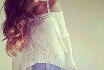 knitted fashin