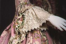 vintage dresses from 16-17-1800 century / collection vintage dresses that inspires and fascinates me