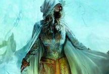 Throne of Glass / Book series by Sarah J Maas.  Chaolaena shipper.