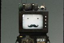 Robot, Robot, Robot! / Our mechanical friends.