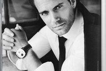 Henry Cavill / Actor.  My husband.