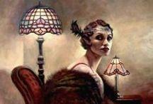 Hamish Blakely / Hamish Blakely painting