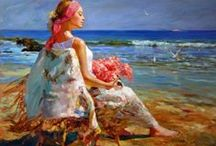 Vladimir Volegov / Russian painter