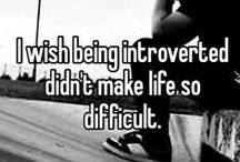 Introvert ☆ INFP ☆ Capricorn ~ This is me / My personality ~ Things I like ~ INFP & Introvert problems!