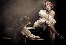 sensual photos ... music, woman and man / sensual photos ... music, woman and man