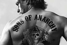 Sons of Anarchy / And a teensey obsession with Charlie Hunham