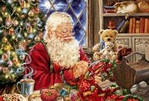 Santa Claus - Illustrations