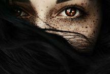 Eyes, Freckles & Portraits