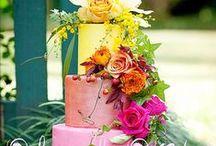 Vibrant Cakes