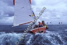 Don Quixote IV Half Ton / Don Quixote IV is a classic half ton class sailing boat designed in UK and made in USA