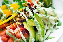 Daniel Fast Lunches & Dinners / This board includes meals for lunch and dinner including salads and soups and meat substitutes.