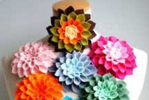 Flowers / Craft Your Flowers . inspiration . Instructions . Design / by Zing Zing Tree