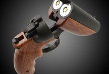 Guns (Others) / Various models of guns, ammunitions and optics
