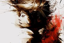Art / Various artistic content - drawing & painting