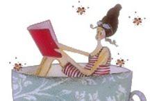 Summer Reading List 2013 / I miei libri estivi, siano essi vecchi o nuovi, comprati, prestati o digitali.