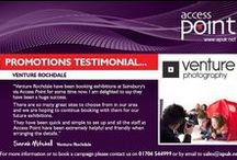 What Our Clients Say / Testimonials from our clients and partners