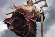 Character Design - Ancient / Inspiration: Character Design - Ancient & Fantasy