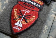 Morale Patches & Badges / Various morale & military patch and insignia