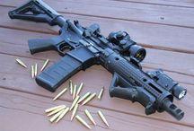 Guns (AR-15) / Various models of my favourite AR-15