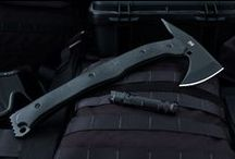 Tomahawks / BladeMaster selected collection of tomahawks & axes