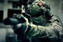 Combat Actions / Military & law enforcement combat activity