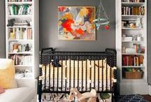 Baby Nursery / Nurseries for Inspriation / by CSP Creations LLC
