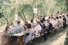 Feste, Ricorrenze e Compleanni / Un percorso affascinante che scopre l'universo del wedding attraverso un laboratorio di fioristi, un'agenzia di servizi e un'organizzazione di eventi.
