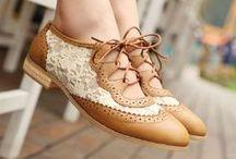 Shoes! / Hay que pisar bien en la vida ;)