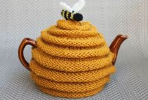 Crochet / things to crochet & to knit