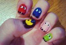 Nails / Inspiration de nail art, vu ou que j'ai fait.