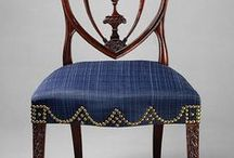 Federal Furniture / Furniture of the period 1760 to 1830 / by Michael McKnight