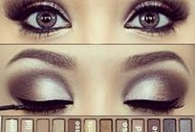 Make up / Idée de maquillage.
